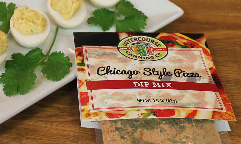 Chicago Style Pizza Dip Mix