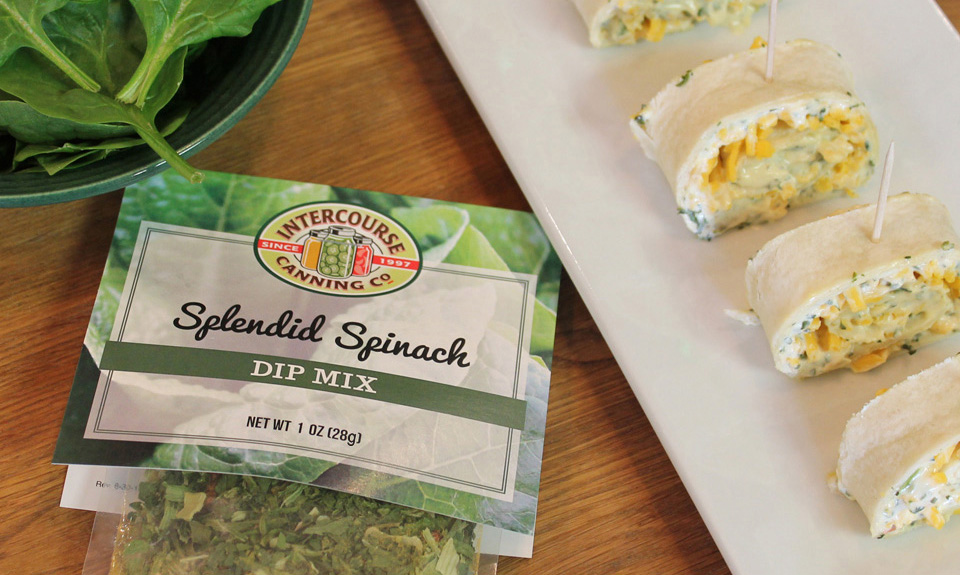 Splendid Spinach Dip Mix