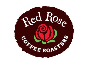 Red Rose Coffee Roasters Identity, Packaging & Website Design